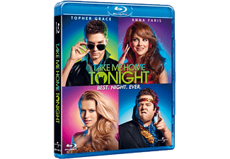 Take Me Home Tonight Komedi Blu-ray