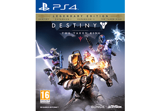 ARAL Destiny The Taken King Legendary Edition PlayStation 4