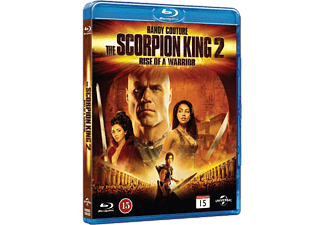 The Scorpion King 2 - Rise of a Warrior Action Blu-ray