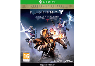 ARAL Destiny The Taken King Legendary Edition Xbox One