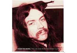Denny Lile - HEAR THE BANG - (CD + DVD Video)