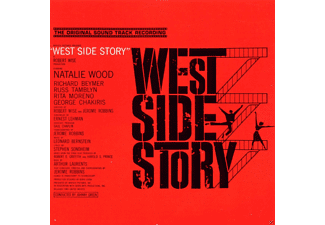 Leonard Bernstein - Ost/West Side Story [CD]