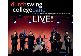 Dutch Swing College Band - Live! | CD