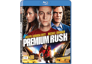 Premium Rush Thriller Blu-ray