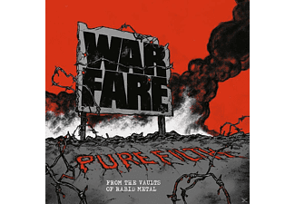 Warfare - Pure Filth: From The Vaults Of Rabid Metal [CD]
