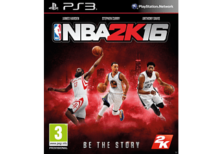 NBA 2K16 (PlayStation 3)