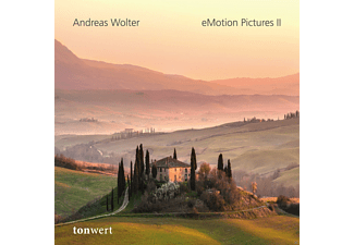 Andreas Wolter - Emotion Pictures Ii - (CD)