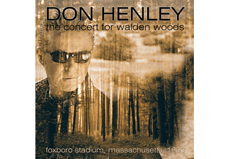 Don Henley - Concert For Walden Woods [CD]