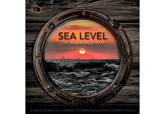 Sea Level - Ivanhoe Theater, Chicago 1977 - (CD)