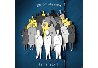 Little Comets - Hope Is Just A State Of Mind - (CD)