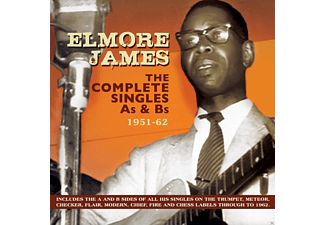Elmore James - The Complete Singles As & Bs 1951-62 - (CD)