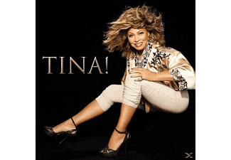 Tina Turner - Tina! - (CD)