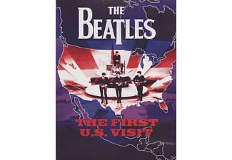 The Beatles - The First U.S.Visit - (DVD)