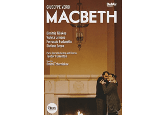 VARIOUS - Macbeth [2 Dvds] - (DVD)