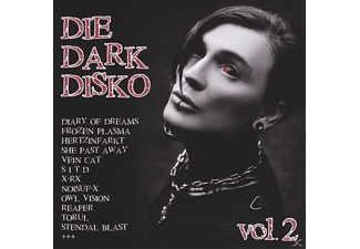 VARIOUS - Die Dark Disko 02 - (CD)