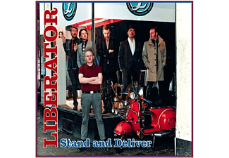 Liberator - Stand And Deliver [CD]