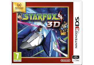 Star Fox 64 3D (Nintendo Selects) Nintendo 3DS