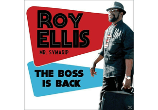 Roy Ellis - The Boss Is Back [CD]