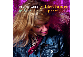Kitty Solaris - Golden Future Paris [CD]