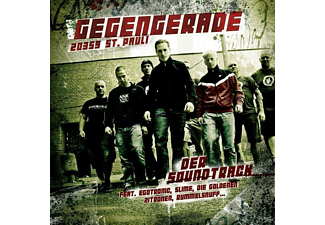 VARIOUS - Gegengerade 20359 St.Pauli (Soundtrack) - (CD)