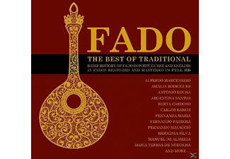 VARIOUS - Fado-Best Of Traditional [CD]