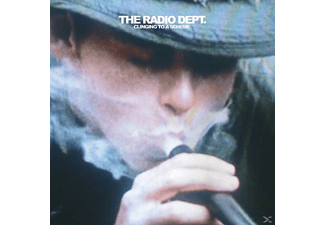 The Radio Dept. - Clinging To A Scheme [CD]