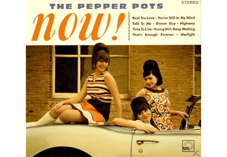 The Pepper Pots - Now! - (CD)