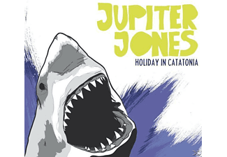Jupiter Jones - Holiday In Catatonia (Lim.Ed.+Dvd) - (CD)