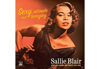 Sallie Blair - Sexy, Inrtimate And Swinging 1957-1962 [CD]