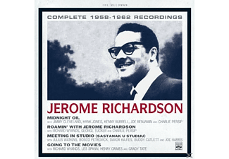 Jerome Richardson - Complete 1958-1962 Recordings [CD]