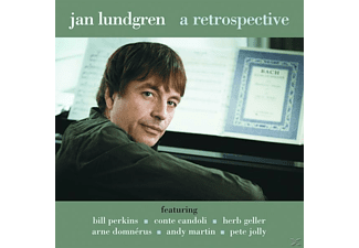 Jan Lundgren - A Retrospective [CD]