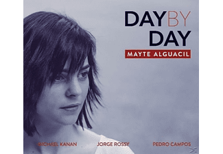 Mayte Alguacil - Day By Day [CD]