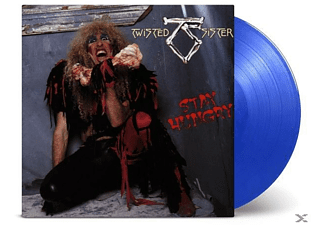 Twisted Sister - Stay Hungry (Blue Vinyl) [Vinyl]
