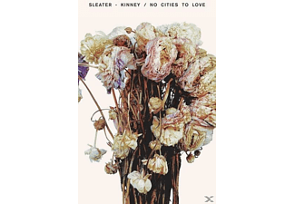 Sleater-Kinney - No Cities To Love [MC (analog)]