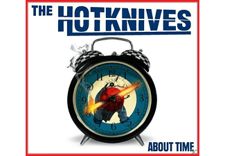 The Hotknives - About Time - (Vinyl)