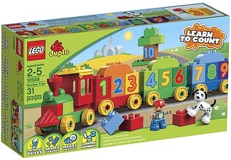 Number Train - (10558)