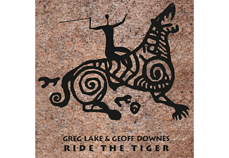 Geoff Downes, Greg Lake - Ride The Tiger [CD]