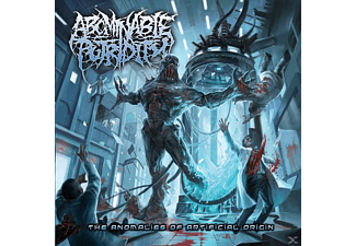 Abominable Putridity - The Anomalies Of Artificial Origin - (CD)
