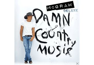 Tim McGraw - Damn Country Music - (CD)