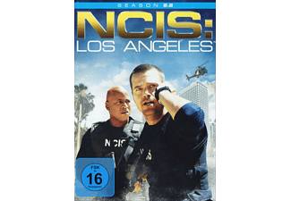 Navy CIS: L.A. - Staffel 2.2 [DVD]