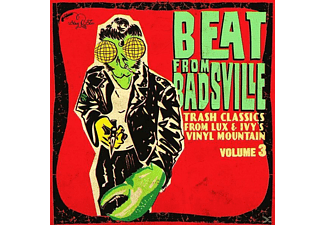 VARIOUS - The Beat From Badsville 3 - (Vinyl)