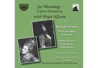 Siv Wennberg, Various - A Great Primadonna Vol.3 - (CD)