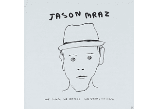 Jason Mraz - We Sing.We Dance.We Steal Things [CD]