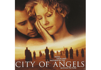 VARIOUS - City Of Angels [CD]