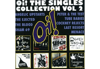 Various - Oi! The Singles Vol.2 - (CD)