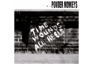 Powdermonkeys - Time Wounds All Heels - (CD)