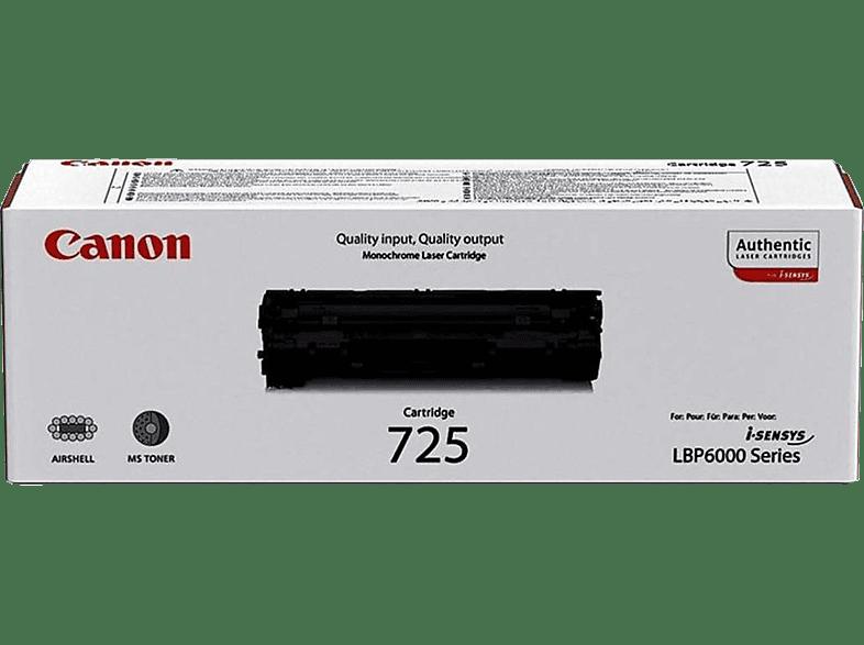 CANON CRG 725 - (3484B002AA) laptop  tablet  computing  εκτύπωση   μελάνια μελάνια  toner