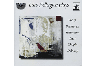 Lars Sellergren - Lars Sellegren Plays Vol.3 - (CD)