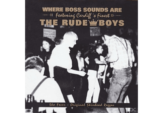 The Rude Boys - Ska Fever - (CD)