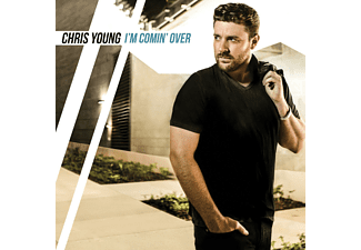 Young Chris - I'm Comin' Over - (CD)